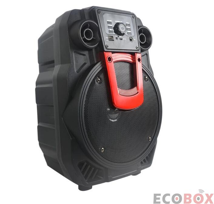 EB6502 Wholesale BIG Power Portable Party Speaker Wireless Outdoor Big Rechargeable Speaker With Usb Sd